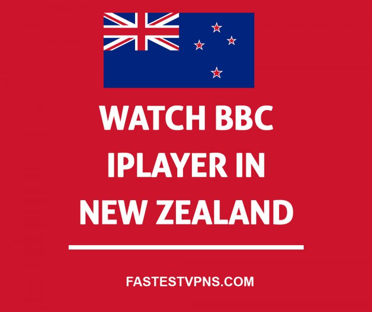 How To Watch BBC iPlayer In New Zealand?