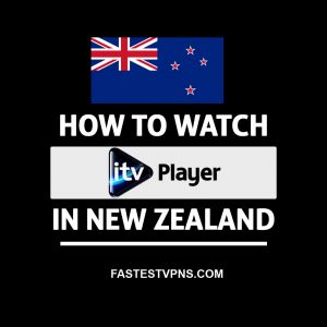 Watch ITV in NZ