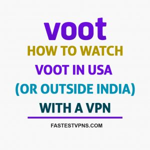 watch voot in usa