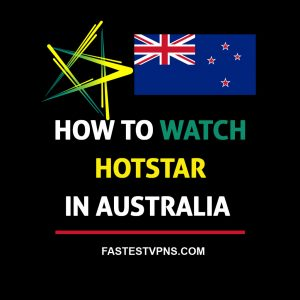 Watch Disney Hotstar in Australia