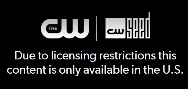 CW TV Geo Restrictions - How to Watch CW in Australia