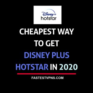 cheapest way to get disney plus hotstar